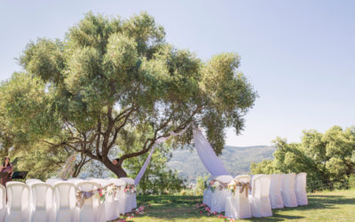 A Typical Spanish Hacienda Wedding with Mediterranean Weddings