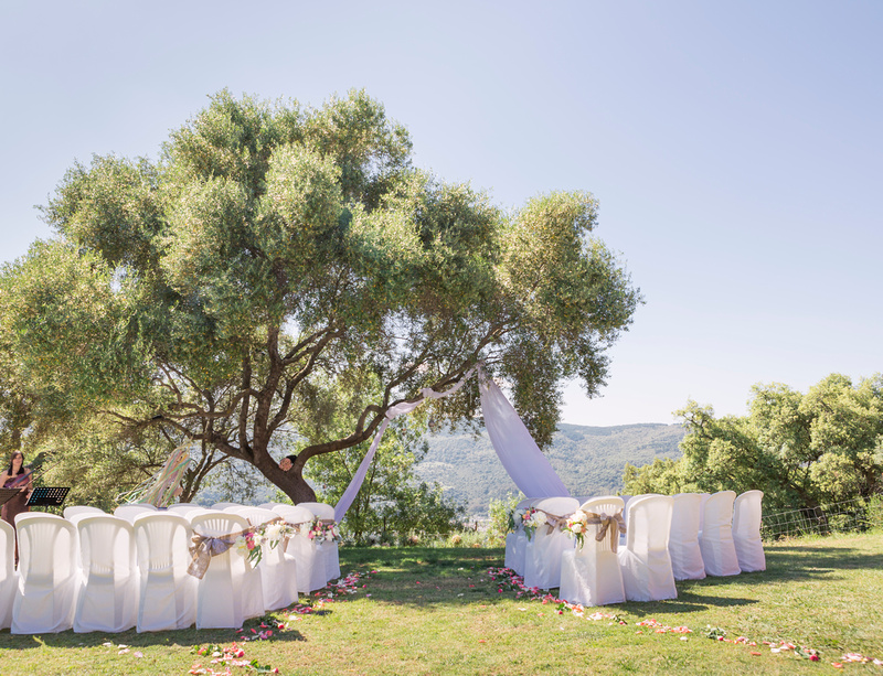 Typical Spanish Hacienda Weddings with Mediterranean Weddings