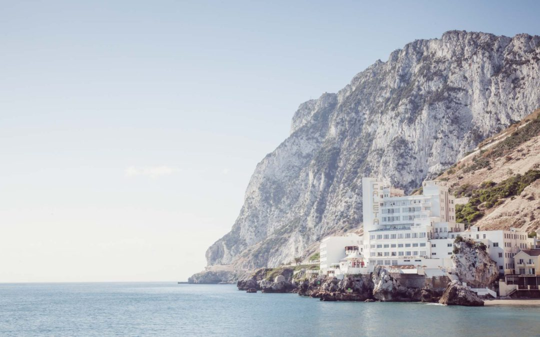 Catalan Bay Wedding Ceremony – The Terrace Wedding